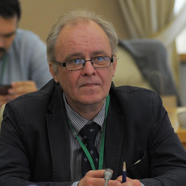 Anton Galenovich, Ph.D.